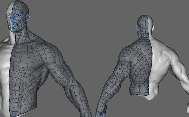3D персонажи - 3D characters