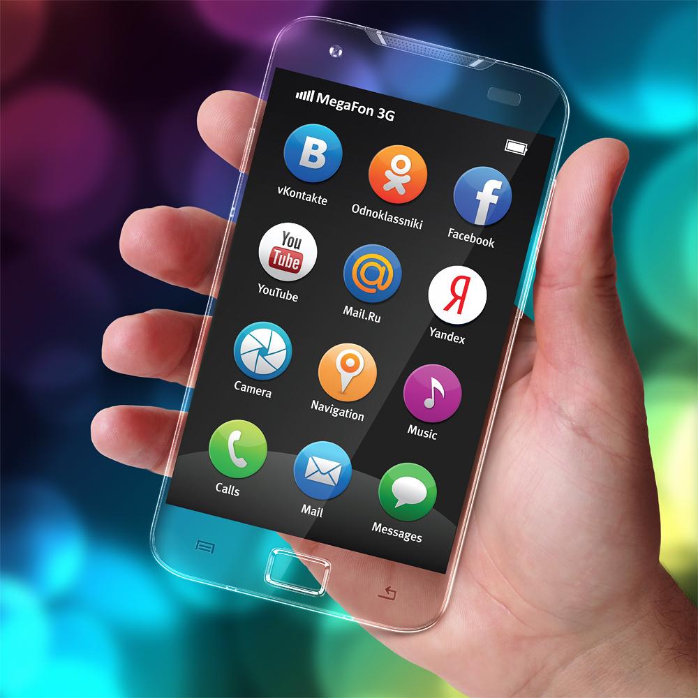 Мегафон телефон за 999 - ac6
